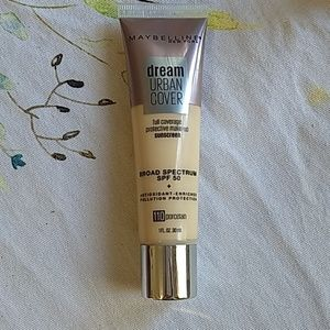 3 for $10! Maybelline Dream Urban Cover Foundation